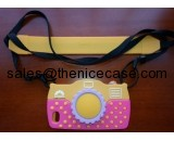 Camera Silicone mobile phone Cases,Cute cases