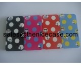 Color Dots Water Transfer cell phone covers