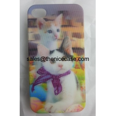 3D effect Cute Cats Cell Phone Cases