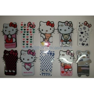 Hello Kitty IMD/IML Tech. TPU cell phone cases