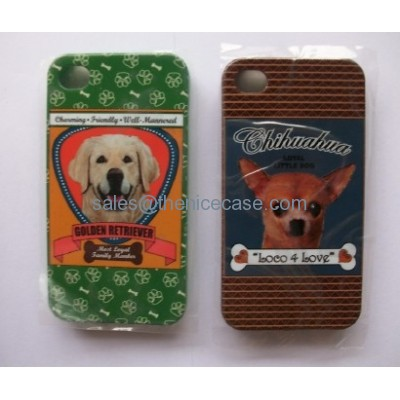 iPhone 4/4s TPU IMD/IML Cell Phone Cases