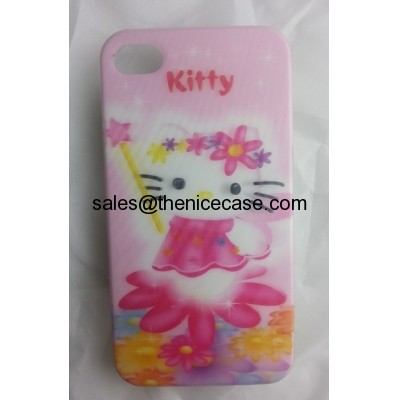 3D Kitty Cell Phone Cases